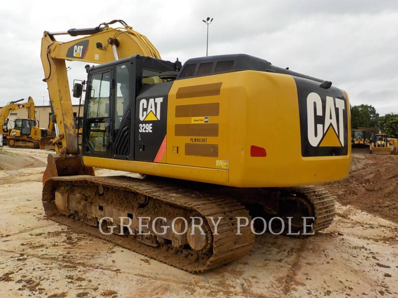 CATERPILLAR ESCAVADEIRAS 329E L equipment  photo 7