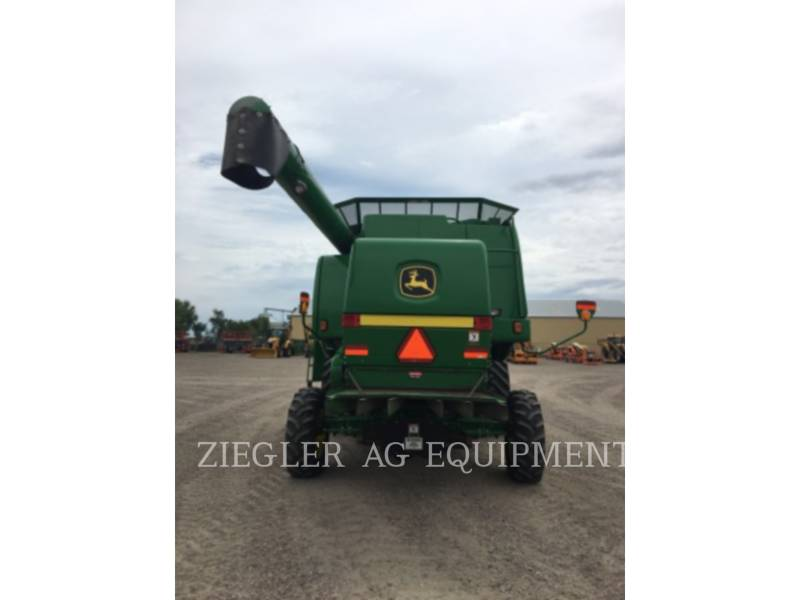 DEERE & CO. COMBINADOS 9550 equipment  photo 10