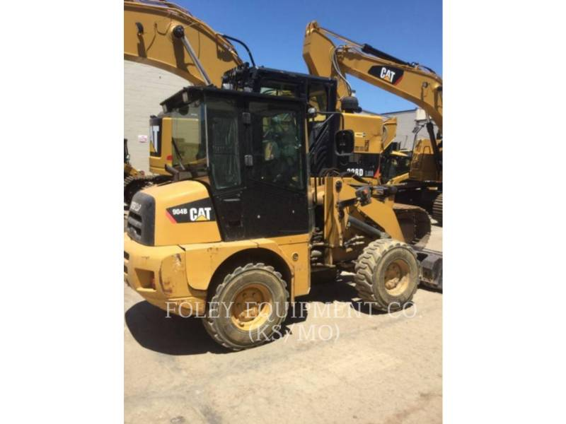 CATERPILLAR WHEEL LOADERS/INTEGRATED TOOLCARRIERS 904B equipment  photo 3