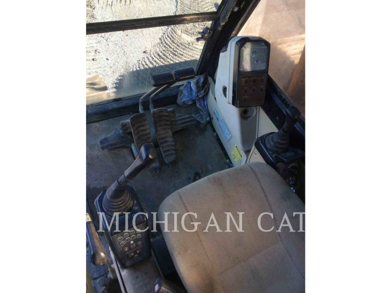 CATERPILLAR ESCAVATORI CINGOLATI 350L equipment  photo 5