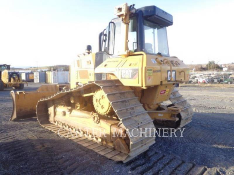 CATERPILLAR TRACK TYPE TRACTORS D6NLGP GPS equipment  photo 4