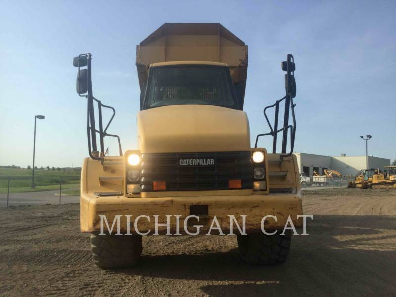 CATERPILLAR ARTICULATED TRUCKS 740 T equipment  photo 6