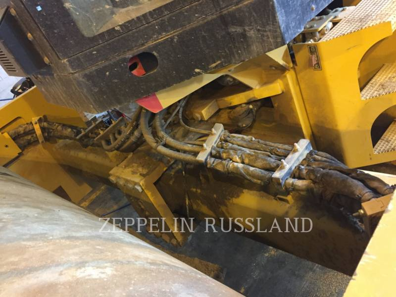 CATERPILLAR VIBRATORY SINGLE DRUM SMOOTH CS76 equipment  photo 8