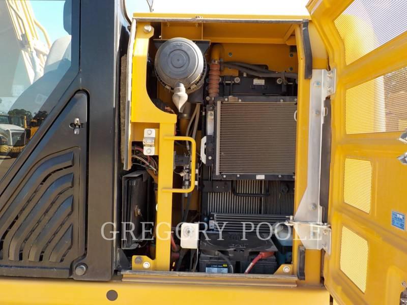 CATERPILLAR TRACK EXCAVATORS 312E L equipment  photo 14