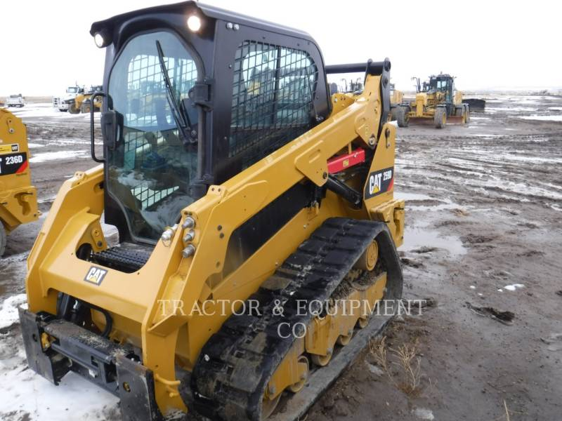 CATERPILLAR CHARGEURS COMPACTS RIGIDES 259D H2CB equipment  photo 1