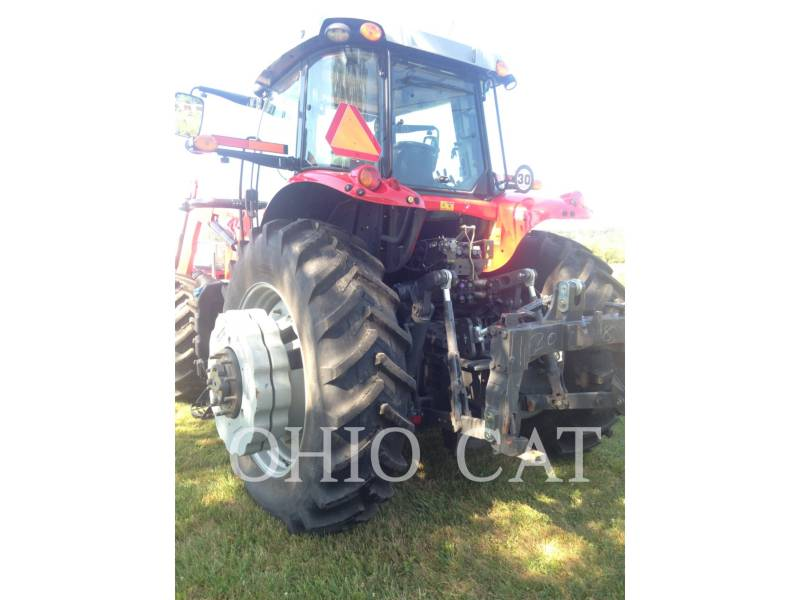 AGCO-MASSEY FERGUSON AG TRACTORS MF7620 equipment  photo 7