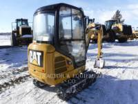 CATERPILLAR TRACK EXCAVATORS 301.7D CB equipment  photo 3