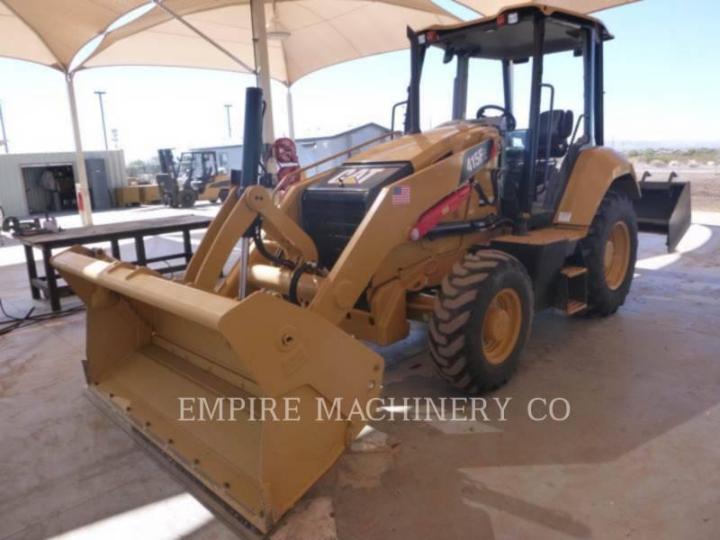 CATERPILLAR 産業用ローダ 415F2IL equipment  photo 4