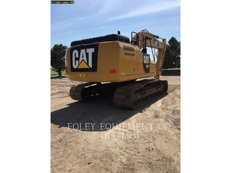 CATERPILLAR TRACK EXCAVATORS 326FL9 equipment  photo 4