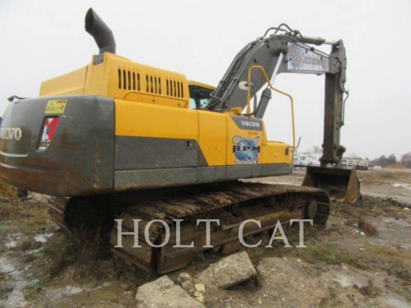 VOLVO TRACK EXCAVATORS 340D equipment  photo 3