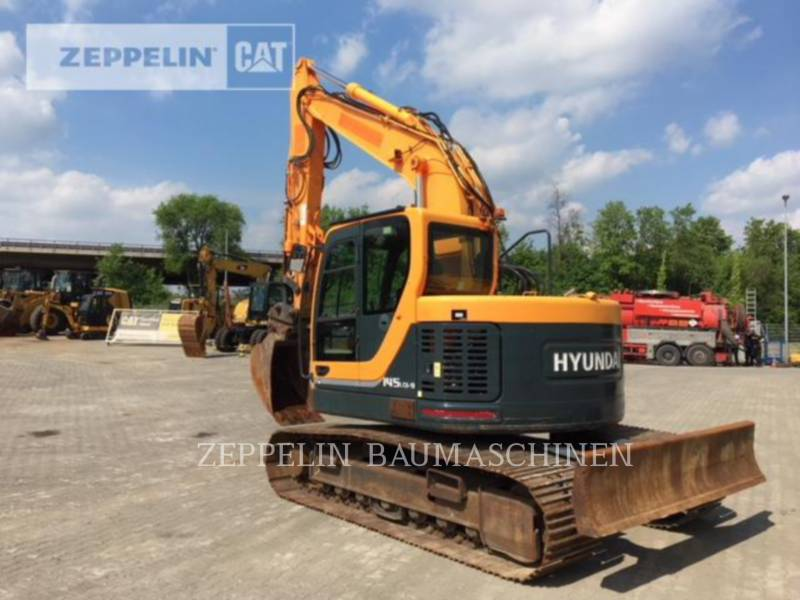 HYUNDAI TRACK EXCAVATORS ROBEX145 equipment  photo 4