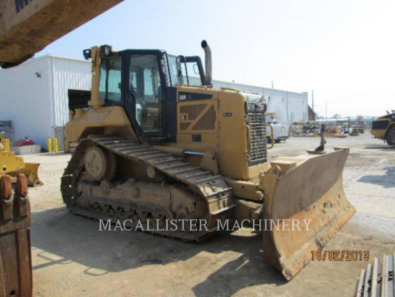 Detail photo of 2008 Caterpillar D6N XL from Construction Equipment Guide