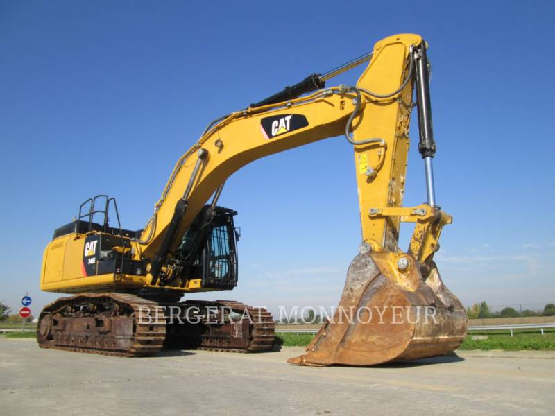 CATERPILLAR KOPARKI GĄSIENICOWE 349E equipment  photo 15
