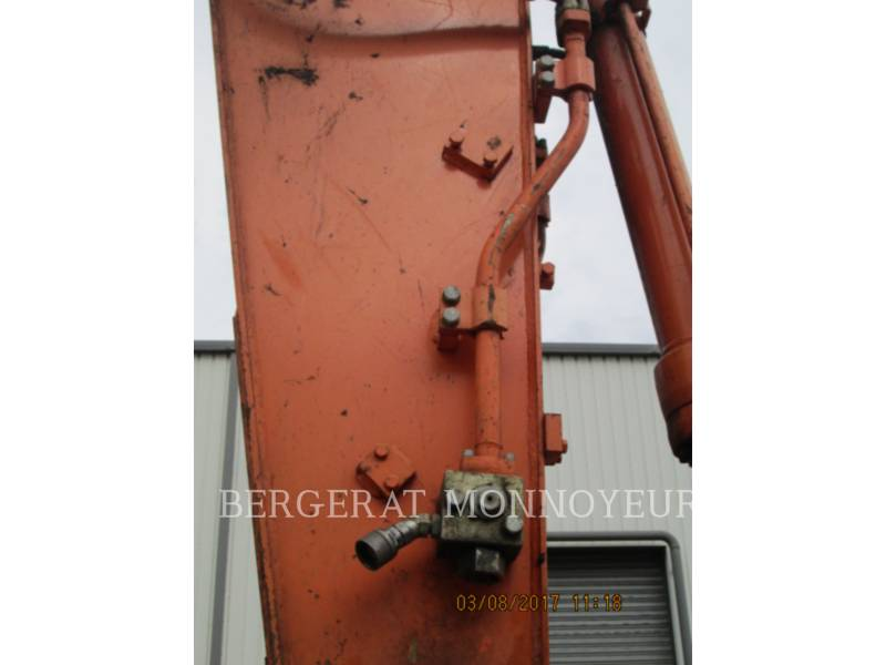 DOOSAN INFRACORE AMERICA CORP. PELLES SUR CHAINES DX180LC equipment  photo 8