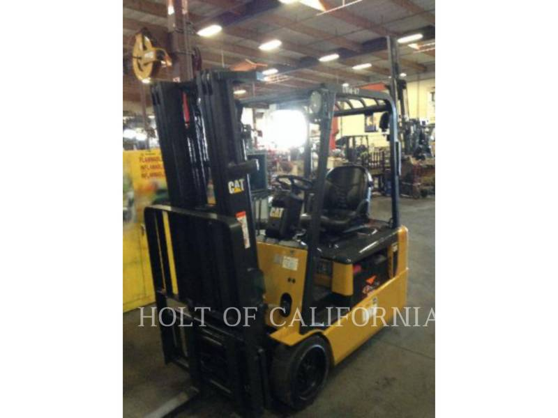 CATERPILLAR MITSUBISHI FORKLIFTS ET3000-AC equipment  photo 1
