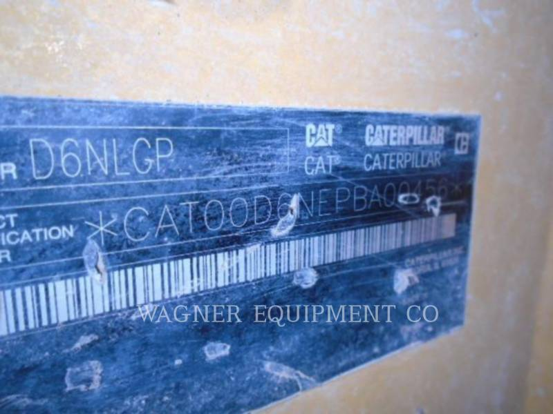 CATERPILLAR TRACTORES DE CADENAS D6N LGP DS equipment  photo 5