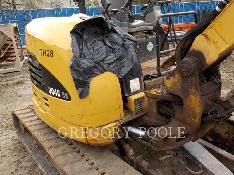 CATERPILLAR TRACK EXCAVATORS 304C CR equipment  photo 6