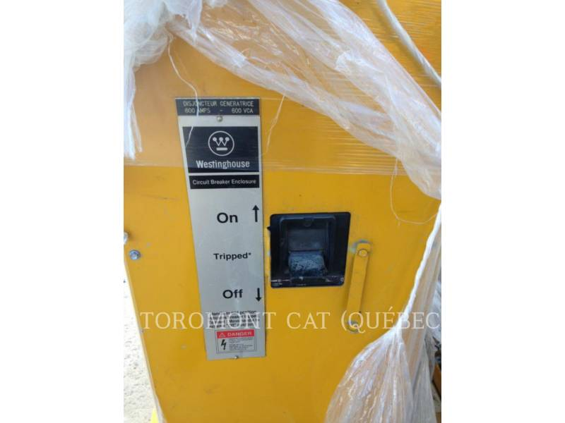 LEROY SOMER COMPONENTES DE SISTEMAS LSA475198, 500KW 600V equipment  photo 4