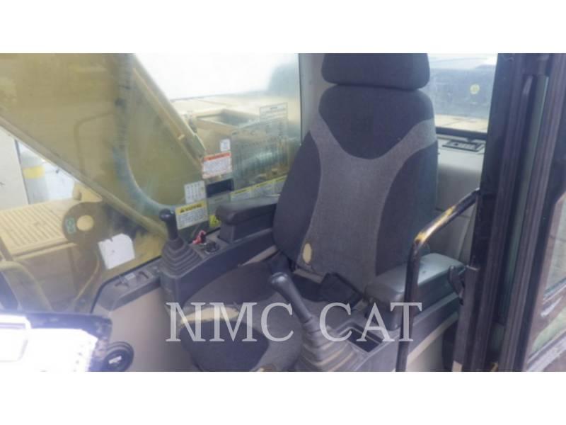 CATERPILLAR TRACK EXCAVATORS 322CL equipment  photo 5
