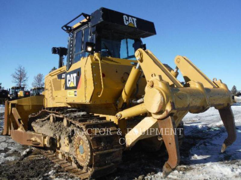 CATERPILLAR TRACTEURS SUR CHAINES D7E equipment  photo 6