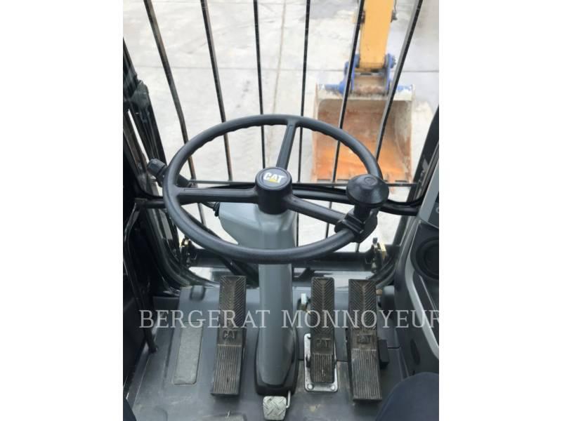 CATERPILLAR WHEEL EXCAVATORS M313D equipment  photo 11
