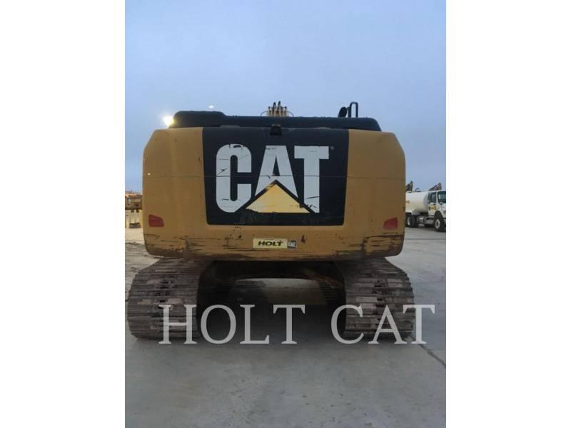 CATERPILLAR 履带式挖掘机 329EL equipment  photo 5
