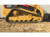CATERPILLAR 多様地形対応ローダ 279 C equipment  photo 9
