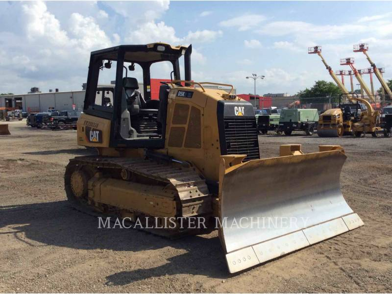 CATERPILLAR TRACTORES DE CADENAS D5K equipment  photo 1
