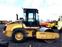 CATERPILLAR EINZELVIBRATIONSWALZE, GLATTBANDAGE 433-E equipment  photo 1
