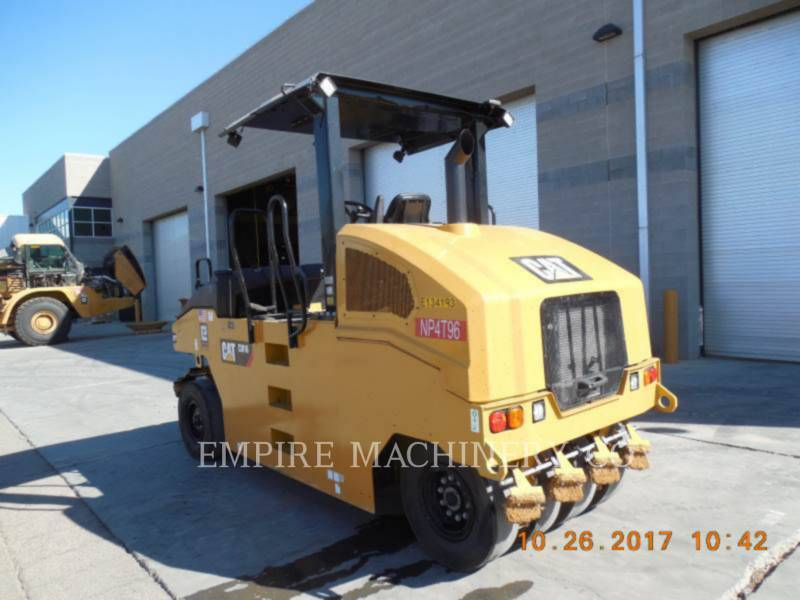 CATERPILLAR COMPACTADORES CON RUEDAS DE NEUMÁTICOS CW16 equipment  photo 3