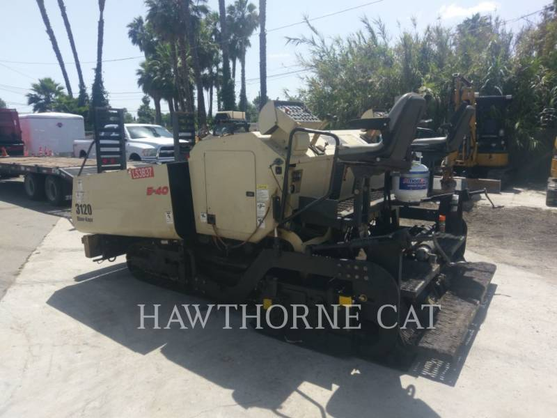 INGERSOLL-RAND PAVIMENTADORA DE ASFALTO PF3120 equipment  photo 2