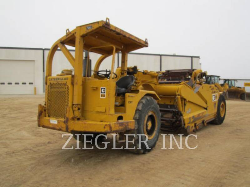 CATERPILLAR MOTOESCREPAS 613 equipment  photo 1