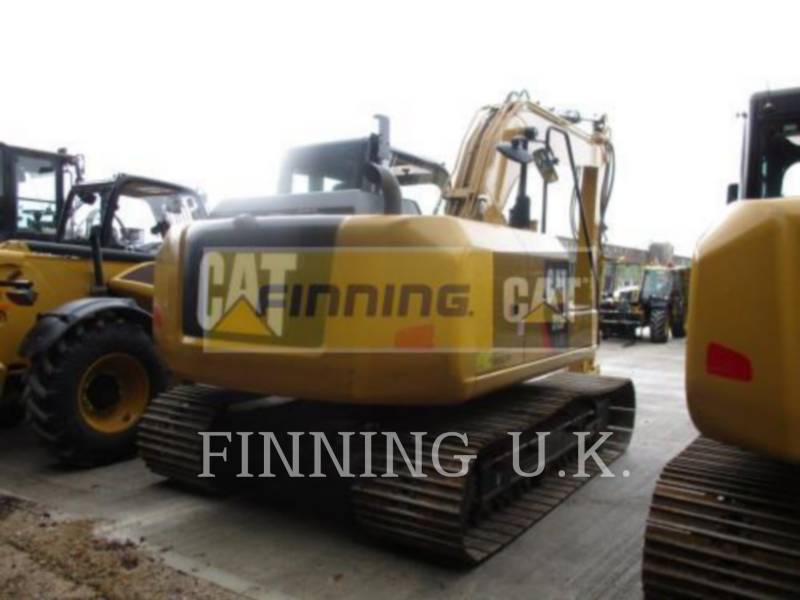 CATERPILLAR TRACK EXCAVATORS 313FLGCDC1 equipment  photo 5