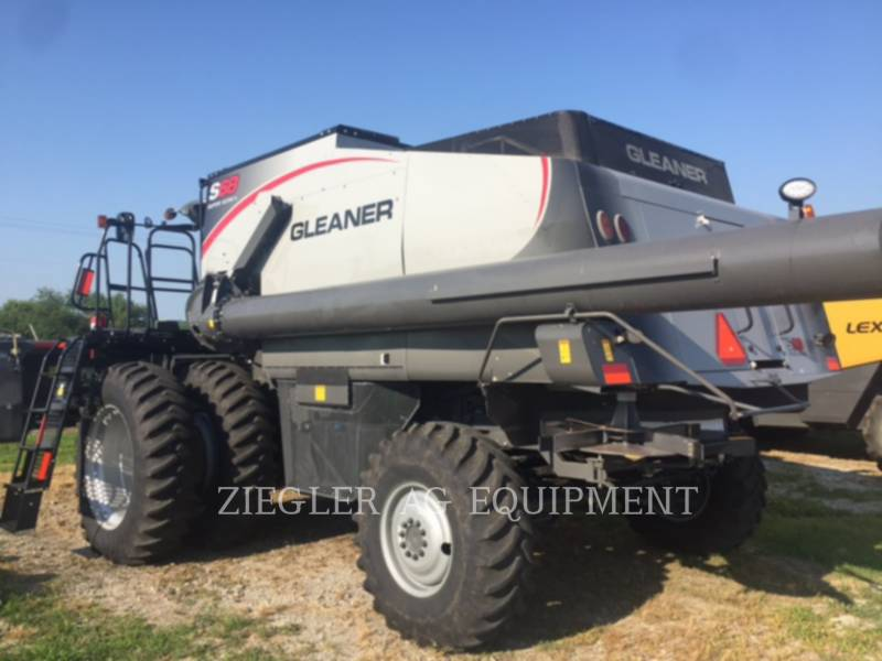 GLEANER COMBINÉS S68 equipment  photo 3