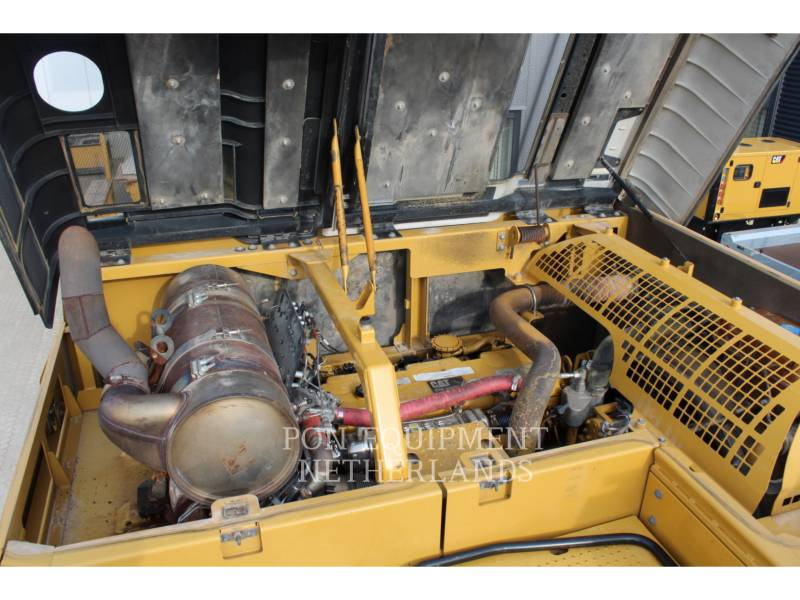 CATERPILLAR KETTEN-HYDRAULIKBAGGER 349 EL VG equipment  photo 14