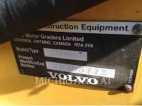 VOLVO CONSTRUCTION EQUIPMENT MOTOR GRADERS G726B equipment  photo 7
