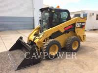 Equipment photo Caterpillar 246D MINIÎNCĂRCĂTOARE RIGIDE MULTIFUNCŢIONALE 1