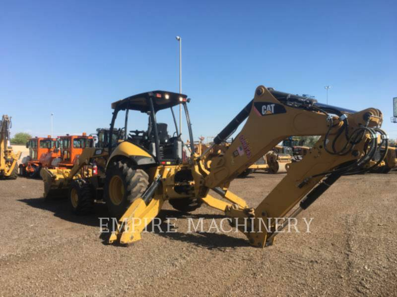 CATERPILLAR KOPARKO-ŁADOWARKI 450F equipment  photo 3