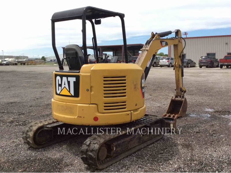 CATERPILLAR TRACK EXCAVATORS 303.5 E equipment  photo 4