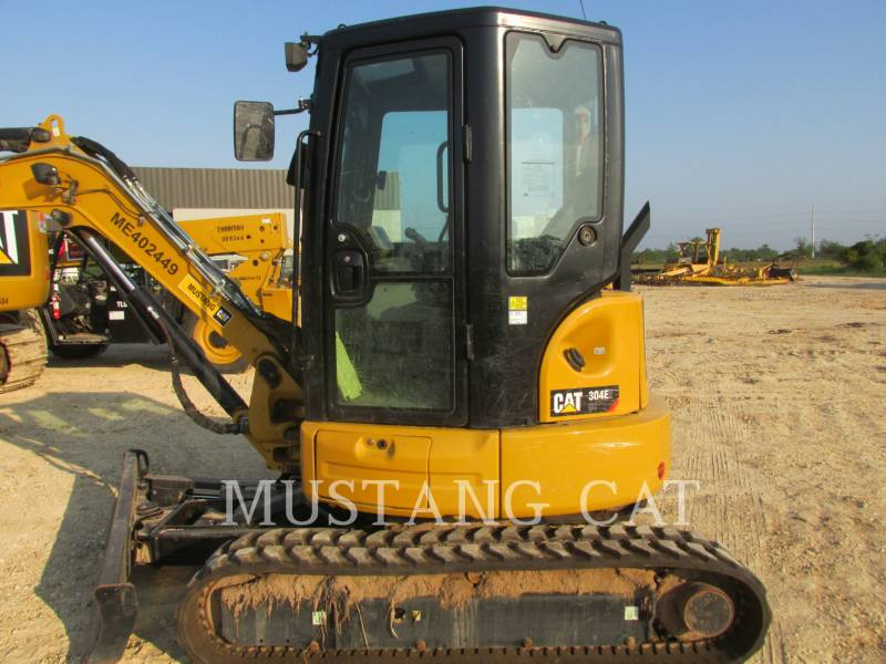 CATERPILLAR TRACK EXCAVATORS 304E2 CA equipment  photo 2