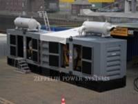 Equipment photo CATERPILLAR PPO2000 - C32 TWIN PORTABLE GENERATOR SETS 1