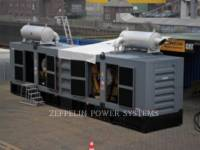 Equipment photo CATERPILLAR PPO2000 - C32 TWIN ポータブル発電装置 1