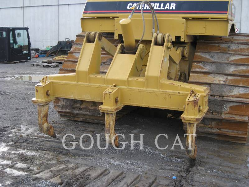 CATERPILLAR TRACK TYPE TRACTORS D6RLGP equipment  photo 12