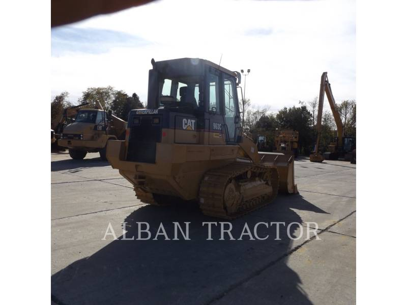 CATERPILLAR CHARGEURS SUR CHAINES 963C CAC equipment  photo 3