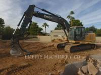Equipment photo JOHN DEERE 210GLC TERNE 1