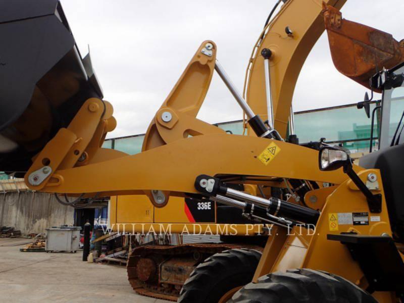 CATERPILLAR WIELLADERS/GEÏNTEGREERDE GEREEDSCHAPSDRAGERS 910K equipment  photo 7