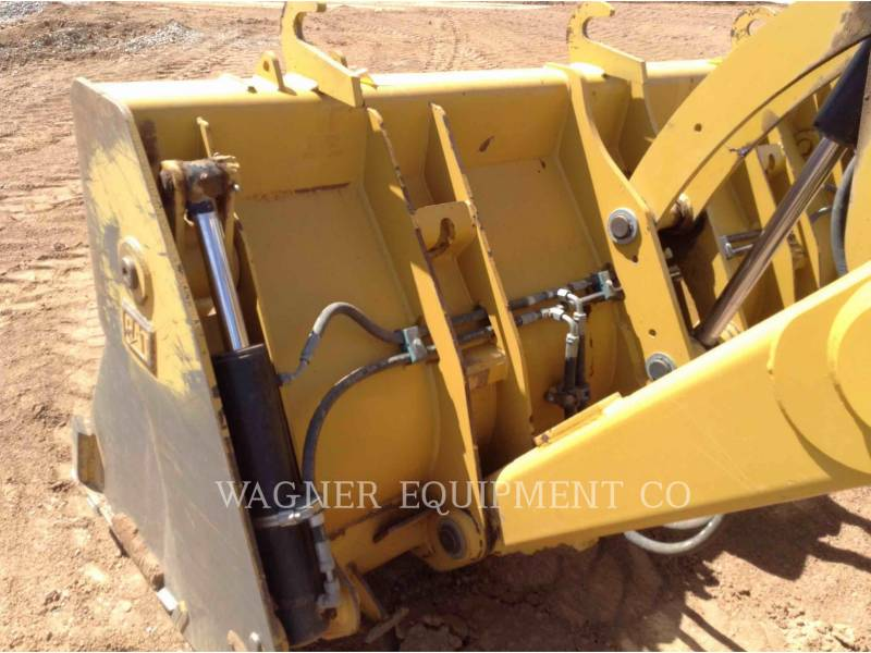 Caterpillar BULDOEXCAVATOARE 450E 4WDE equipment  photo 8