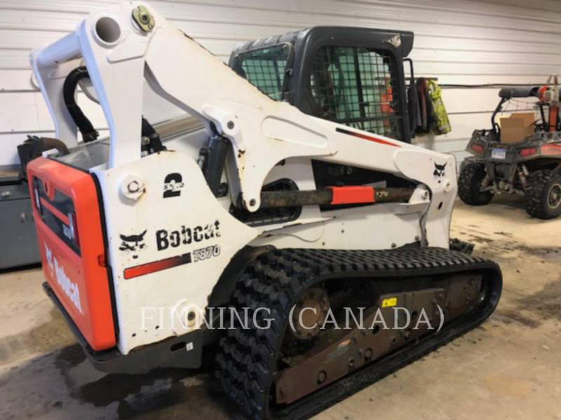 BOBCAT UNIWERSALNE ŁADOWARKI T870 equipment  photo 4
