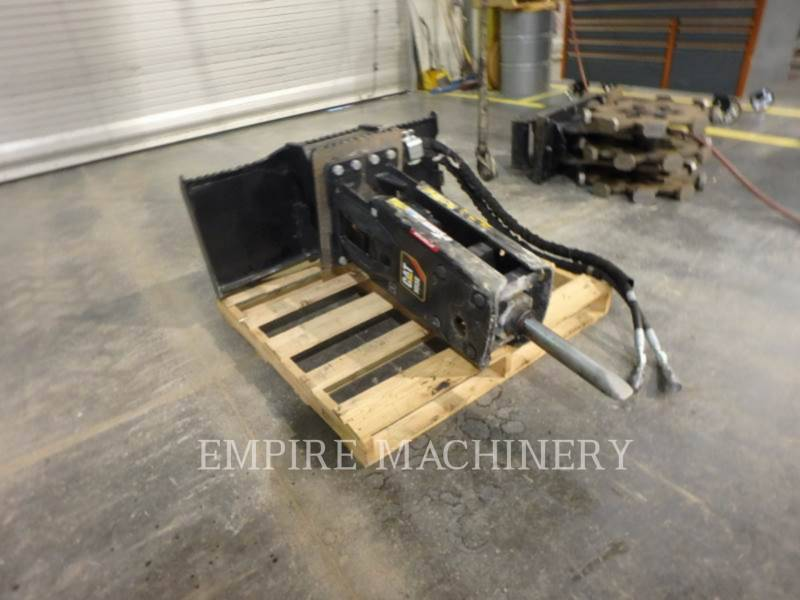 CATERPILLAR AG - HAMMER H55E SSL equipment  photo 3