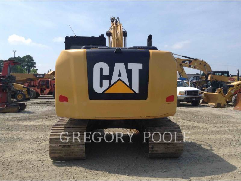 CATERPILLAR PELLES SUR CHAINES 312EL equipment  photo 6